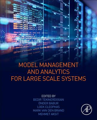 Model Management and Analytics for Large Scale Systems-cover