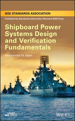 Shipboard Power Systems Design and Verification Fundamentals-cover