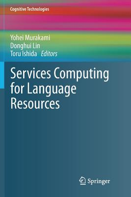 Services Computing for Language Resources-cover