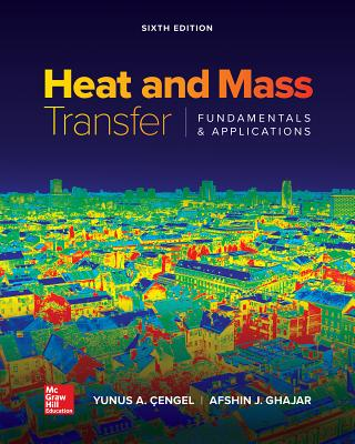 Loose Leaf for Heat and Mass Transfer: Fundamentals and Applications-cover
