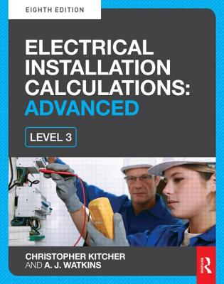 Electrical Installation Calculations: Advanced, 8th Ed-cover