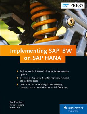Implementing SAP Bw on SAP Hana-cover
