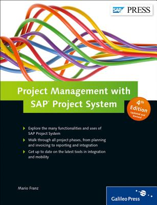 Project Management with SAP Project System-cover
