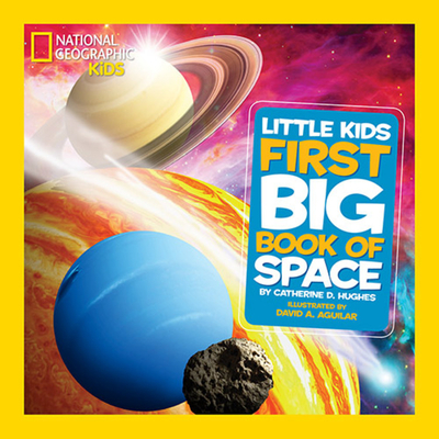 National Geographic Little Kids First Big Book of Space-cover