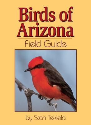 Birds of Arizona Field Guide-cover