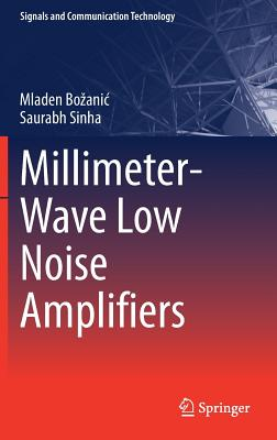 Millimeter-Wave Low Noise Amplifiers-cover