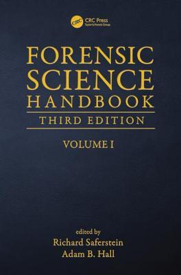 Forensic Science Handbook, Volume I-cover