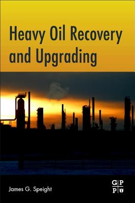 Heavy Oil Recovery and Upgrading-cover
