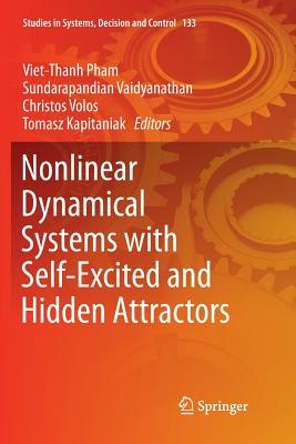 Nonlinear Dynamical Systems with Self-Excited and Hidden Attractors-cover