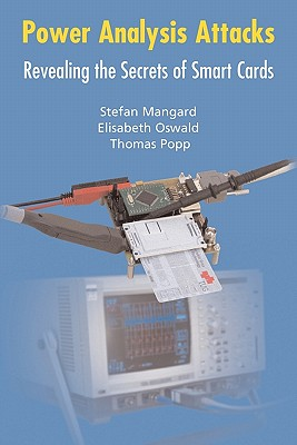 Power Analysis Attacks: Revealing the Secrets of Smart Cards-cover