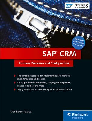 SAP Crm: Business Processes and Configuration-cover