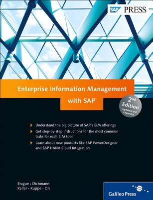 Enterprise Information Management with SAP-cover
