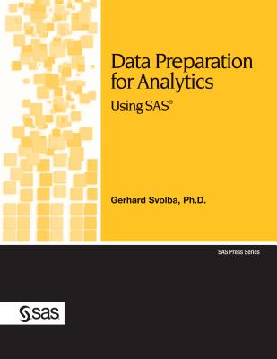 Data Preparation for Analytics Using SAS-cover