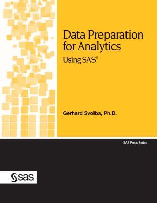Data Preparation for Analytics Using SAS-cover