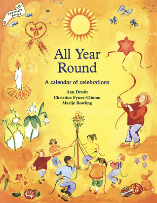 All Year Round: Christian Calendar of Celebrations-cover