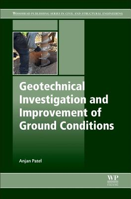 Geotechnical Investigations and Improvement of Ground Conditions-cover