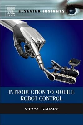 Introduction to Mobile Robot Control-cover