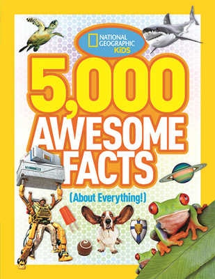 5,000 Awesome Facts (about Everything!)-cover