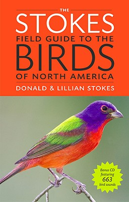 The Stokes Field Guide to the Birds of North America [With CD (Audio)]-cover