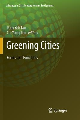 Greening Cities: Forms and Functions-cover
