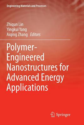 Polymer-Engineered Nanostructures for Advanced Energy Applications-cover