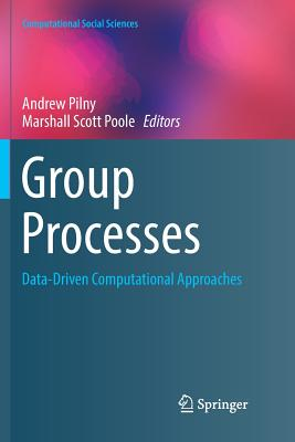 Group Processes: Data-Driven Computational Approaches-cover