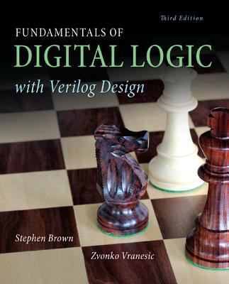 Fundamentals of Digital Logic with Verilog Design (Hardcover)-cover