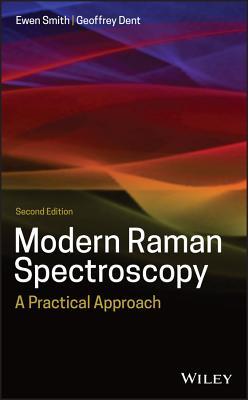 Modern Raman Spectroscopy: A Practical Approach-cover