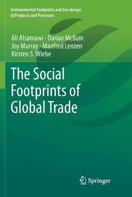 The Social Footprints of Global Trade-cover