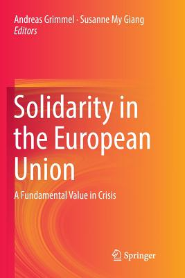 Solidarity in the European Union: A Fundamental Value in Crisis-cover