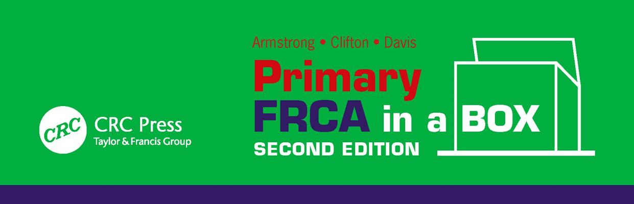 Primary FRCA in a Box-cover
