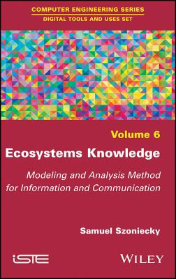 Ecosystems Knowledge: Modeling and Analysis Method for Information and Communication-cover