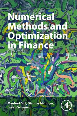 Numerical Methods and Optimization in Finance-cover