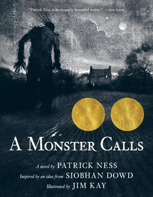 A Monster Calls: Inspired by an Idea from Siobhan Dowd-cover