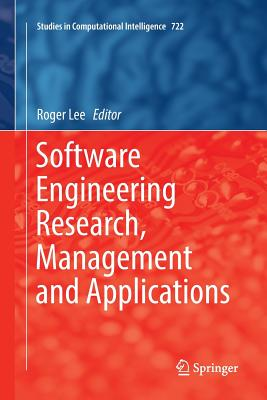 Software Engineering Research, Management and Applications-cover
