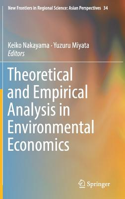Theoretical and Empirical Analysis in Environmental Economics-cover