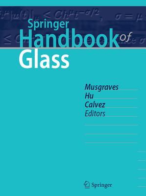 Springer Handbook of Glass-cover
