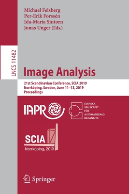Image Analysis: 21st Scandinavian Conference, Scia 2019, Norrköping, Sweden, June 11-13, 2019, Proceedings-cover