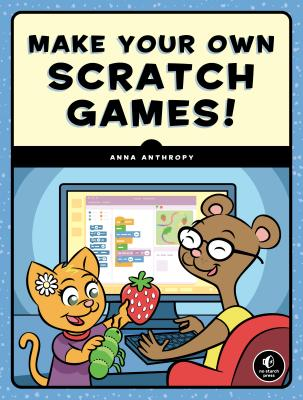Make Your Own Scratch Games!-cover