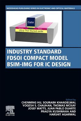 Industry Standard Fdsoi Compact Model Bsim-Img for IC Design-cover