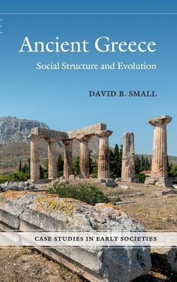 Ancient Greece: Social Structure and Evolution-cover
