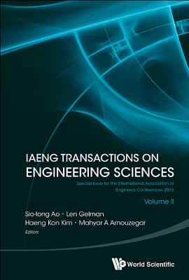 Iaeng Transactions on Engineering Sciences: Special Issue for the International Association of Engineers Conferences 2016 (Volume II)-cover