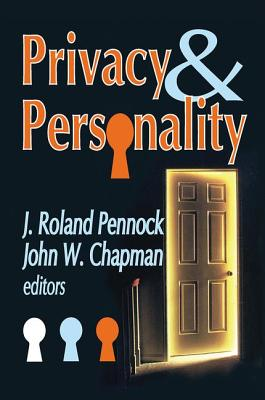 Privacy and Personality-cover