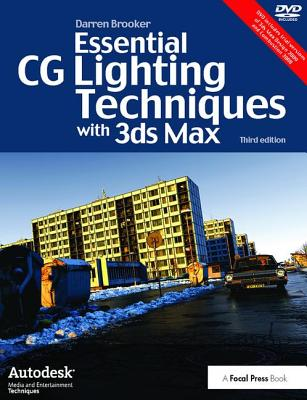 Essential CG Lighting Techniques with 3ds Max-cover