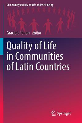 Quality of Life in Communities of Latin Countries-cover