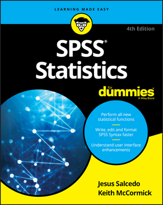 SPSS Statistics for Dummies-cover