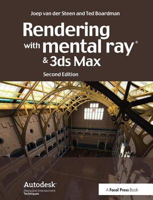 Rendering with Mental Ray and 3ds Max-cover