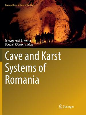 Cave and Karst Systems of Romania-cover