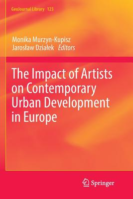 The Impact of Artists on Contemporary Urban Development in Europe-cover