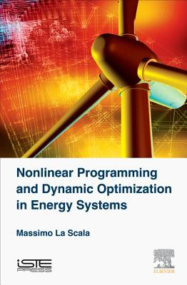 Non Linear Programming and Dynamic Optimization in Energy Systems(Hardcover)-cover